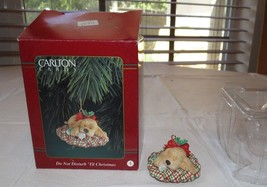 Carlton Cards Heirloom Collection Christmas Do Not Disturb'Til Christmas... - $17.22