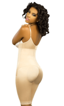 Latex Strong Control Underbust Bodysuit with Thigh Coverage - $89.00