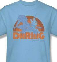 "Dragons Lair t-shirt ""Daring"" retro 80's arcade game vintage graphic tee DRL103 image 2"