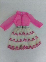 Pink/White Dress Doll 6-Inch Long - $41.64