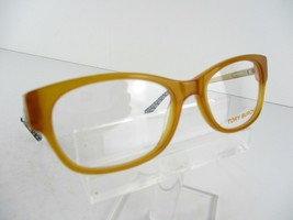NEW Tory Burch TY 2035 (1108) Dark Honey / Gold  50 x 16 135 mm Eyeglass Frames - $54.66