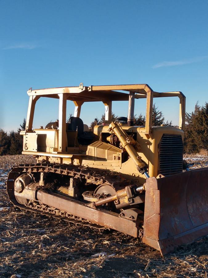 1976 Caterpillar D7F For Sale In NE 48416