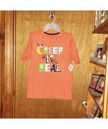 "Celebrate Halloween ""Creep It Real"" T-Shirt - New - $10.99"