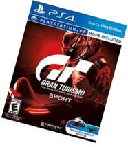 Gran Turismo Sport - PlayStation 4 - $24.15