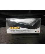 "Scotch® Desktop Tape Dispenser, Metallic Black, 1"" Core - Refillable - $11.63"