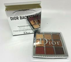 Dior BACKSTAGE Eyeshadow Palette Amber Neutrals - $43.65