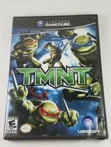TMNT Teenage Mutant Ninja Turtles Nintendo GameCube 2007 - $13.81