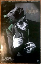 2002 The Vampyre The Silver Screen Edition Sideshow 12in Rare - $229.95