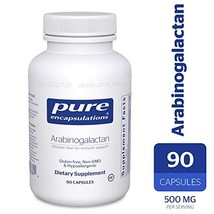 Pure Encapsulations - Arabinogalactan - Fermentable Fiber for Immune Support* -