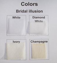 Lace Applique Sleeveless Illusion Vintage Beach Wedding image 5