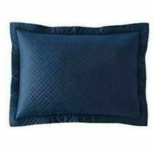 Ralph Lauren Greenwich Polo Navy Quilted Standard Pillow Sham retail $130 - $66.95