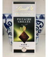 Lindt Excellence Grilled Pistachio Dark Chocolate Bar 100g - $11.39
