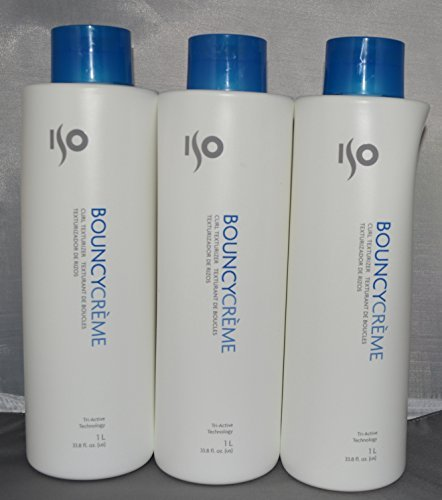 ISO Bouncy Creme 33.8oz (3 pack)