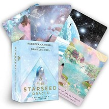 The Starseed Oracle: A 53-card Deck and Guidebook Campbell, Rebecca/ Noe... - $31.00