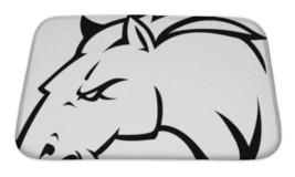 Bath Mat, Horse Illustration Design - $29.95+