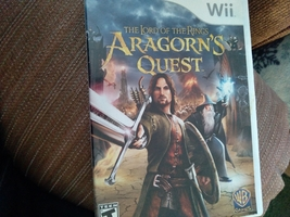 Nintendo Wii The Lord Of The Rings: Aragorn's Quest image 1