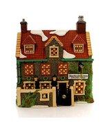 Department 56 House DEDLOCK ARMS Porcelain Dickens Village Retired 3Rd 5... - $37.61