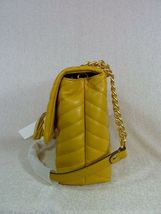 NWT Tory Burch Daylily Kira Chevron Flap Shoulder Bag image 3