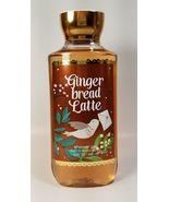 Bath & Body Works Ginger Bread Latte Shower Gel 10 oz 295 ml - $18.00