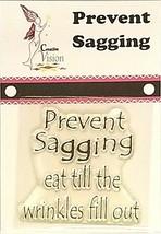 Creative Vision Prevent Sagging Sentiment Stamp