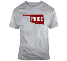 Champs 4peat Oklahoma Pride Distressed T Shirt - $21.99+