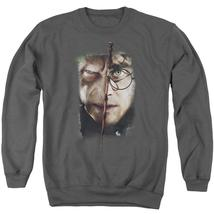 Harry Potter - It All Ends Here Adult Crewneck Sweatshirt Officially Lic... - $27.99+