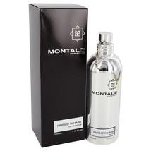 Montale Fruits of The Musk by Montale Eau De Parfum Spray (Unisex) 3.4 oz for Wo - $137.95