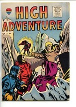 HIGH ADVENTURE #1-1957-BERNIE KRIGSTEIN ART-EXPLORER JOE-SOUTHERN STATES... - $44.14