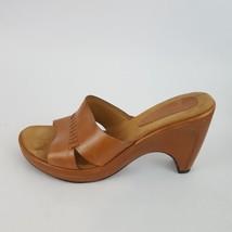 Enzo Angiolini Leather Women's Heels Size 8.5 - $28.05