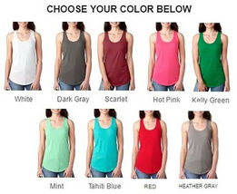 AFTER THIS I'M GETTING PIZZA love food exercise gym fit Women's Workout Tank image 3