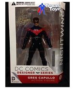 DC Comics Designer Series 1 Nightwing by Greg Capullo Action Figure - $24.74