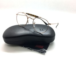 Ray Ban  RB 3747 V 2943 SHINY Metal Brown Bronze Eyeglasses Frame 50MM - $87.27