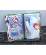 TY Chilly Born Feb. 1994 In Box Beanie Babies - $39.60