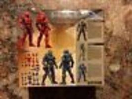 NIB Kotobukiya Halo: Mjolnir Mark V and Mark VI Deluxe Two-Pack ArtFX+ S... - €31,84 EUR