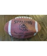 1986 Spalding J5V G3 Kanadischer Fußball League Cfl Spiel Fußball Doug M... - $249.99