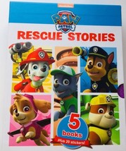 Nickelodeon Paw Patrol Rescue Stories Slipcase - $9.10