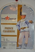 Halloween Prince Charming Costume Dress Up Play Holiday Size Large 12-14... - $9.89