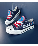 Buffalo Bills shoes Bills sneakers Fashion Christmas gift birthday gift ... - $59.99