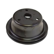 Crankshaft Pulley Single-Groove LWP Long Water Pump For Chevy SBC 262 327 400 image 7