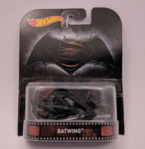 Hot Wheels Batman Batwing, Part No. DJF59 - $12.95