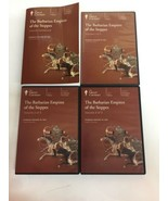 The Barbarian Empires of the Steppes Course Guidebook Book and Audio Cds - $46.74