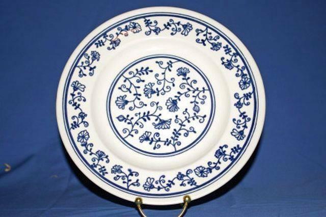 """Homer Laughlin Sturbridge Dinner Plate 10"""""""