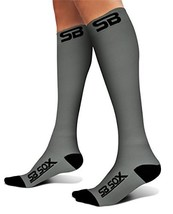 SB SOX Compression Socks 20-30mmHg for Men & Women - Best Stockings for ... - $16.86