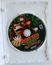 Nintendo Donkey Kong Country Returns Nintendo Wii 2010 Game and Box Only Good image 4