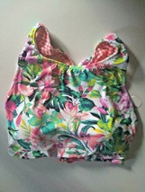 Tommy Bahama Floral Reversible Hi Neck Top Swim Top Size XL image 1