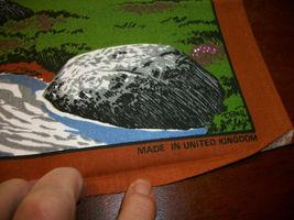LOT 2  Vintage NWOT  Cotton Kitchen Tea  Towel UK souvenir image 9