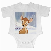 Bambi infant baby creeper bodysuit romper onepiece newborn jumpsuit  - $20.00