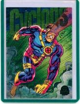 1994 Marvel Universe Power Blast Cyclops Insert Card #8 of 9 - $4.89