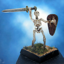 Painted Reaper Miniature Skeleton Warrior VII - $22.34