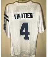Indianapolis Colts Adam Vinatieri #4 NFL AFC Super Bowl XLI White Jersey... - $69.29